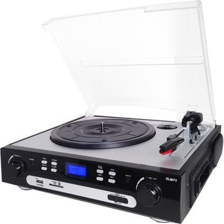 Supersonic Professional Turntable System