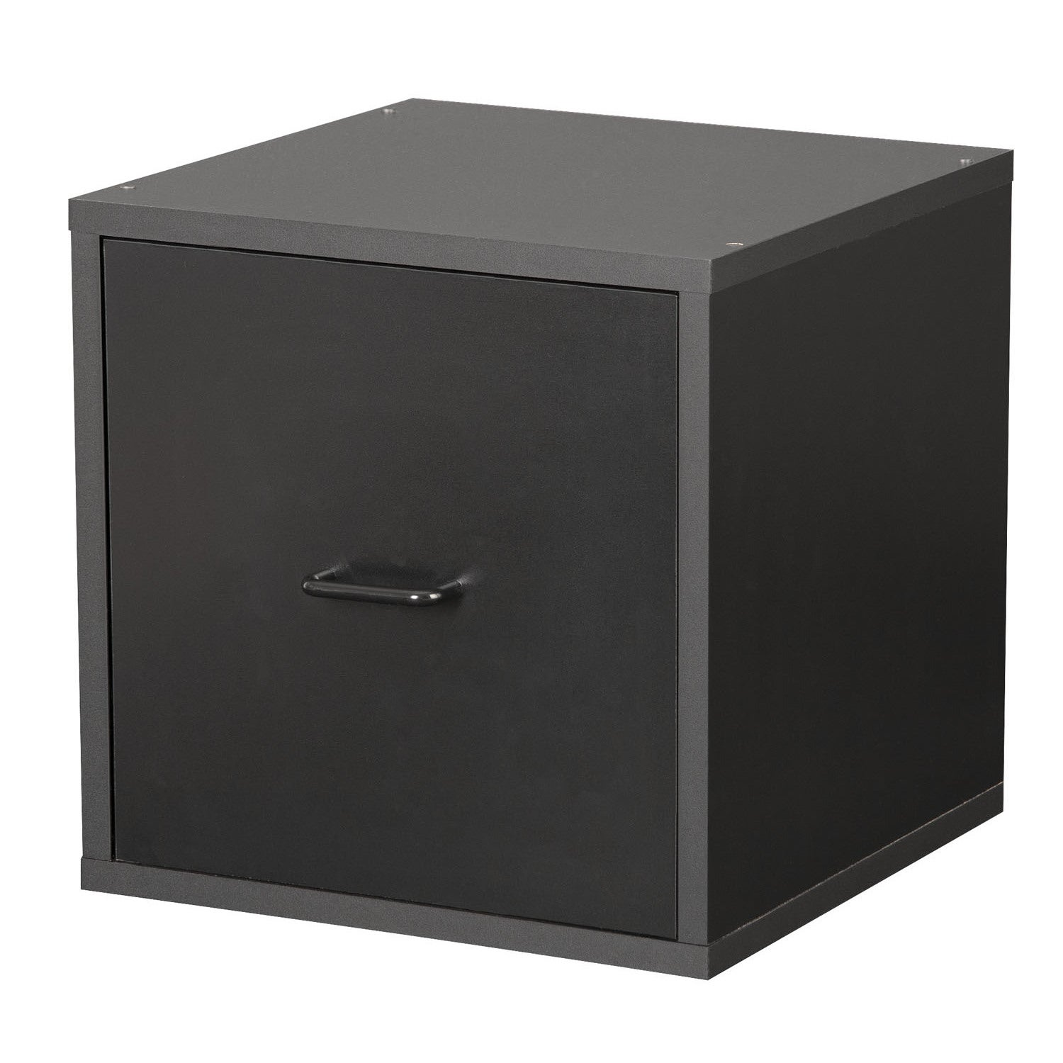 Foremost Groups File Cube (Black)