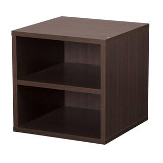 Shelf Cube (Option: Espresso)