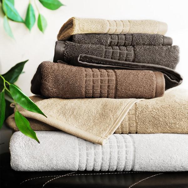 Arlington Egyptian Cotton 3-Piece Towel Set