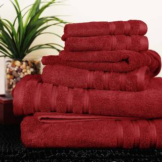 Colingston Cotton 6-Piece Towel Set
