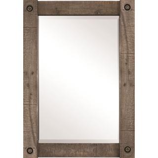 Ren Wil Cromwell Framed Rectangular Mirror