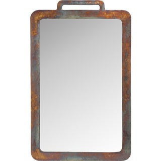 Ren Wil Abbey Framed Rectangular Mirror