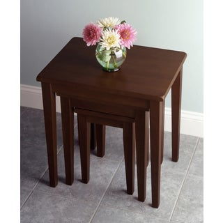 Regalia 3-Pc Nesting Table