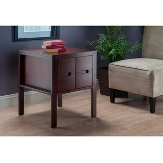 Bora End Accent Table