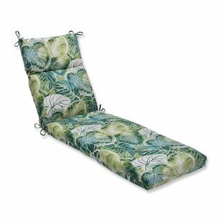 Pillow Perfect Outdoor/ Indoor Key Cove Lagoon Chaise Lounge Cushion