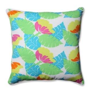 Pillow Perfect Outdoor/ Indoor Avia 25-inch Floor Pillow