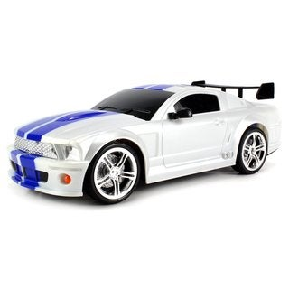 Ford Mustang GT500 KR Remote Control RC Car 1:14 Scale Size RTR with Rechargeable Battery