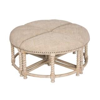 Guildmaster Ottoman Table Set