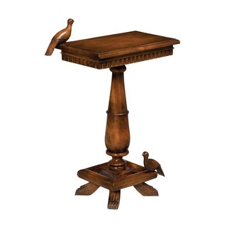 Guildmaster Socle Table With Birds