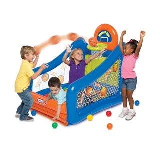 Little Tikes Hoop It Up. Play Center Ball Pit