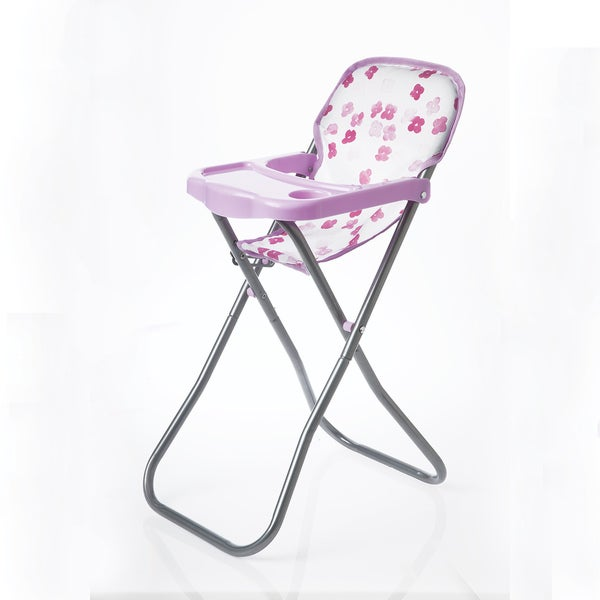 Manhattan Toy Baby Stella Doll Blissful Blooms High Chair