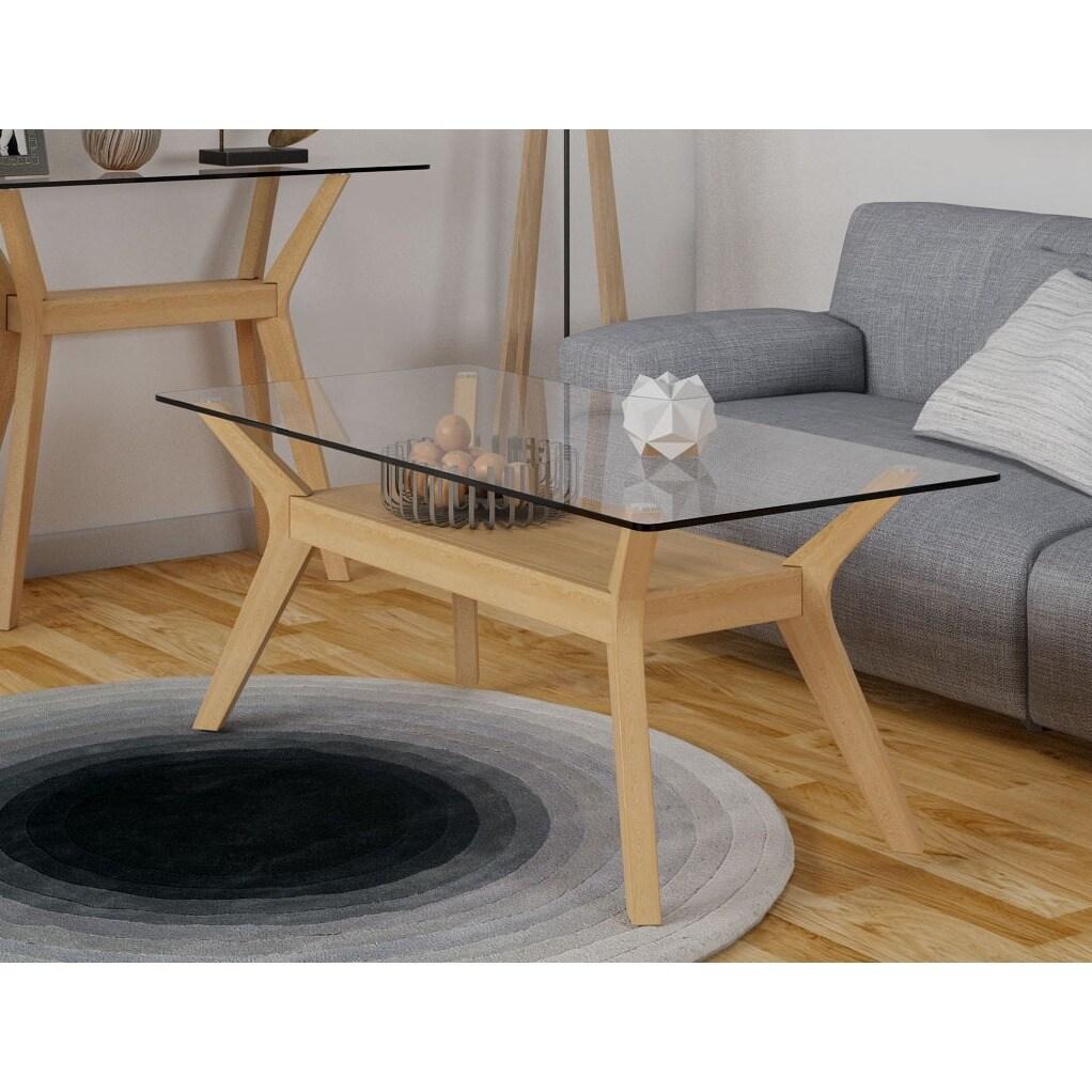 Scandinavian Lifestyle Cosmo Coffee Table (Akemi Coffee T...