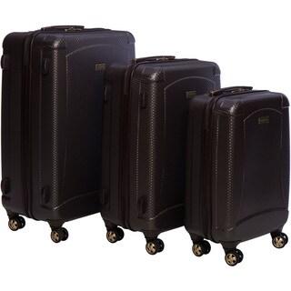 Tommy Bahama Coast to Coast 3-piece Hardside Spinner Luggage Set