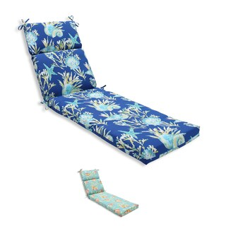 Pillow Perfect Outdoor/ Indoor Daytrip Chaise Lounge Cushion