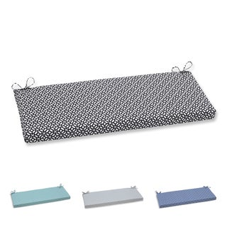 Pillow Perfect Outdoor/ Indoor In The Frame Bench Cushion