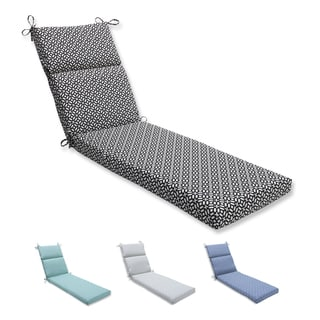 Pillow Perfect Outdoor/ Indoor In The Frame Chaise Lounge Cushion