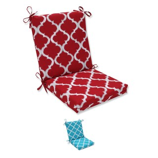 Pillow Perfect Outdoor/ Indoor Kobette Squared Corners Chair Cushion