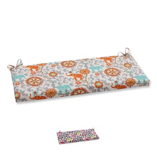 Pillow Perfect Outdoor/ Indoor Menagerie Bench Cushion