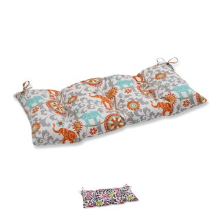 Pillow Perfect Outdoor/ Indoor Menagerie Swing/ Bench Cushion