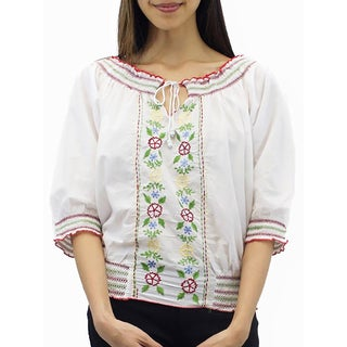 Relished Women's Swiss Valley Blouse