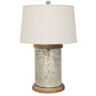 Shophie Mercury Glass Table Lamp