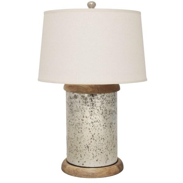 Shophie Mercury Glass Table Lamp