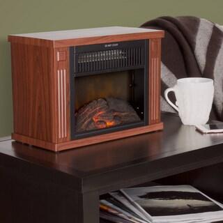 "Windsor Home 13"" Portable Mini Electric Fireplace"