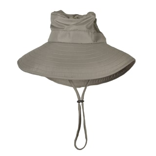 Bug Hat Unisex Work 'n Play Olive Mosquito Net Hat