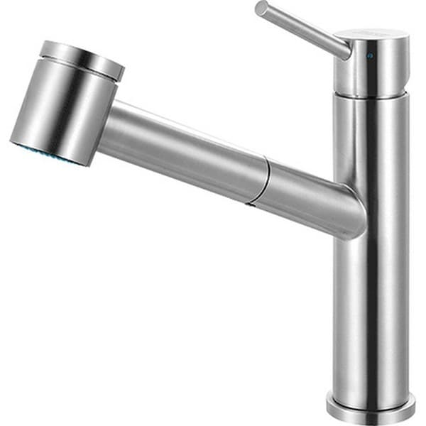 franke ffps3450 stainless steel single hole kitchen faucet