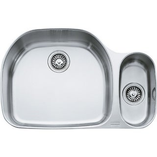 Franke PRX160 Prestige Stainless Steel Undermount Steel Kitchen Sink