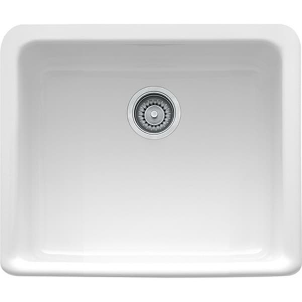 Shop Franke MHK110-20WH Manor House White Drop In