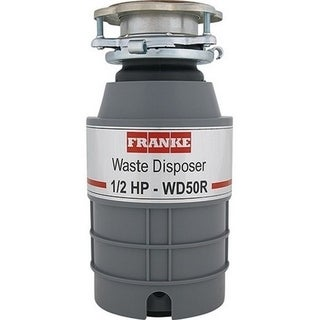 Franke WD50R 1/2 Horsepower Continuous Feed Garbage Disposal