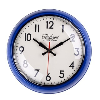 Hans Andersen Home Cambridge 10.25-inch Wall Clock (3 options available)