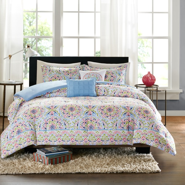 Intelligent Design Hayley 5-piece Comforter Set