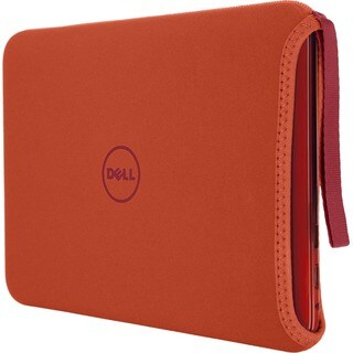 "Dell Carrying Case (Sleeve) for 11"" Notebook - Tango Red"
