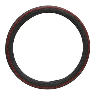 Fit 15-inch Dual Line Steering Wheel Cover