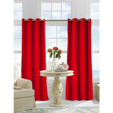 Softline Sunline Ramsey Indoor/Outdoor Curtain Panel