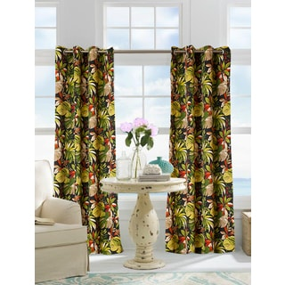 Softline Sunline Kent Indoor/Outdoor Curtain Panel