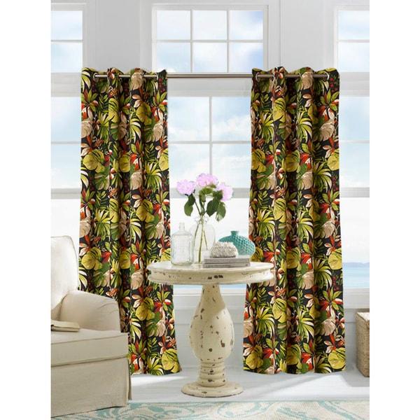 Softline Sunline Kent Indoor/Outdoor Curtain Panel. Opens flyout.