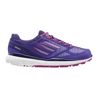 Adidas Women's Adizero Sport III Night Flash/ Purple/ Pink Golf Shoes