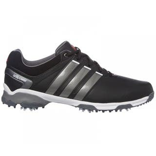 Adidas Men's Adipower TR Core Black/ Iron Metallic/ White Golf Shoes|https://ak1.ostkcdn.com/images/products/11176871/P18170229.jpg?impolicy=medium