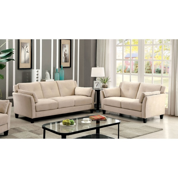 Furniture Of America Pierson Contemporary 2 Piece