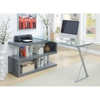 Oliver & James Mense Convertible Executive Desk