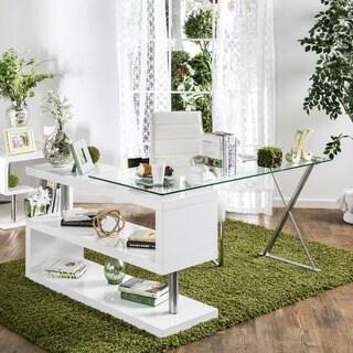 Strick & Bolton Mense Convertible Executive Desk