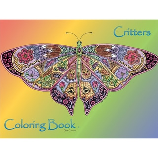EarthArt Coloring Book Critters