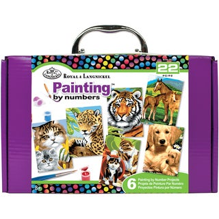 Painting By Numbers Kit