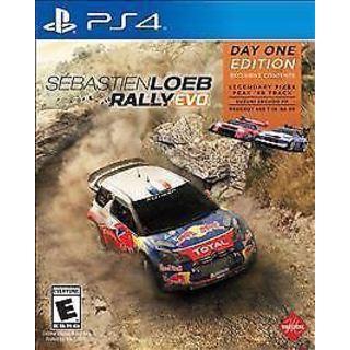 Sebastien Loeb Rally Evo (launch)-PS4
