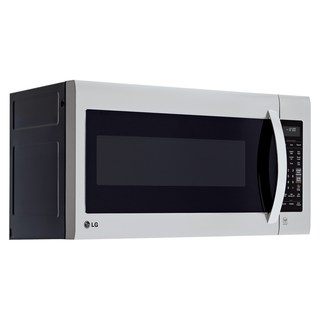 LG 2-cubic Foot Over-the-range Microwave Oven
