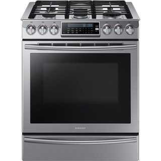 Samsung 30-inch Slide-in Gas Range